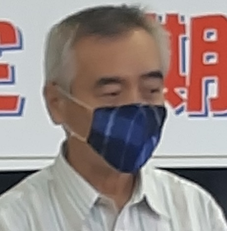 菅原三多摩労連副議長