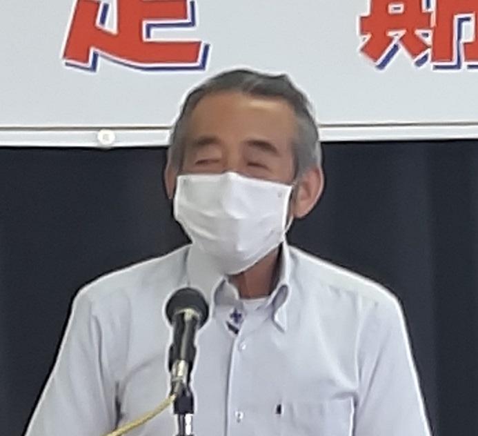 宮田執行委員長